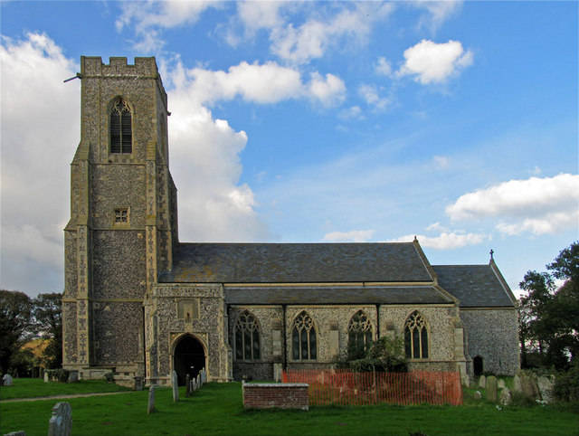 St Mary, Hickling, Norfolk