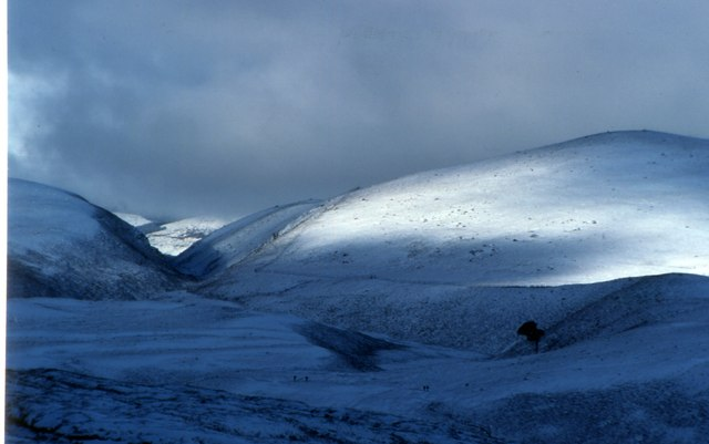 Airgiod-meall, Cairngorm