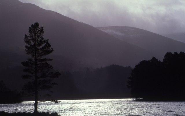 Loch an Eilean