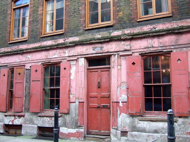 Number 4 Princelet Street
