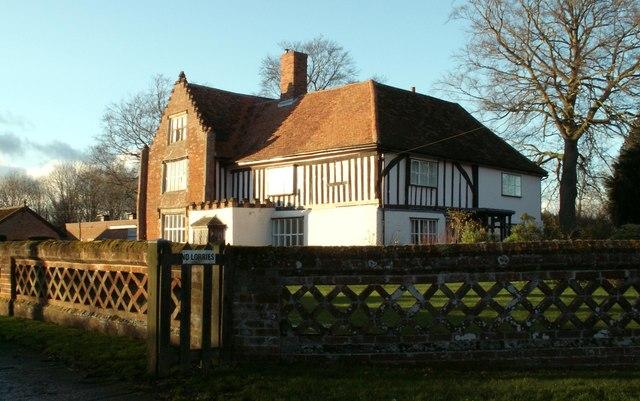 Farmhouse at Short's Farm