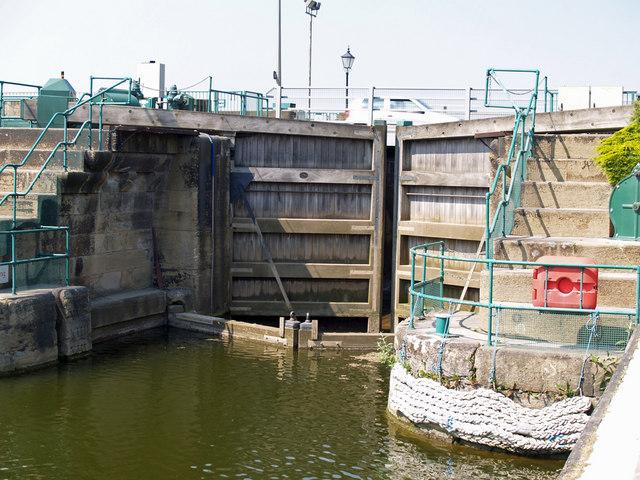 South Ferriby - Lock Gates