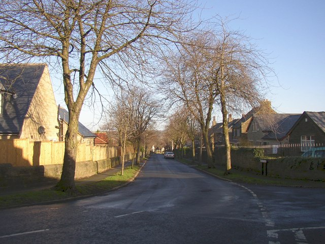 Woodhouse Lane, Rastrick