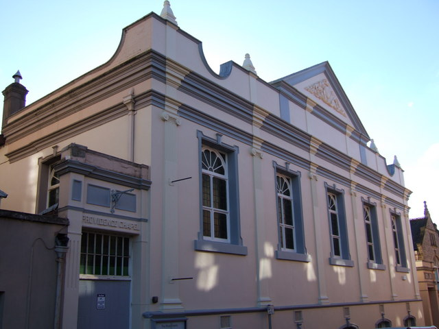 Elim Providence Chapel, Exeter