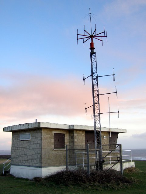 Coastguard Station on Warren Hill