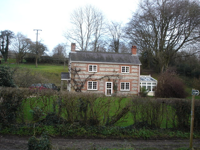 House at Well Bottom