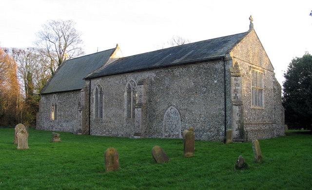 St Mary, Little Fransham, Norfolk