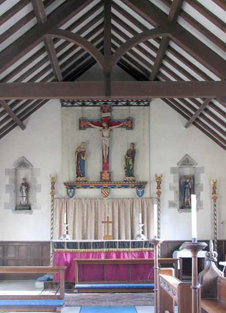 St George, Hindolveston, Norfolk - Sanctuary