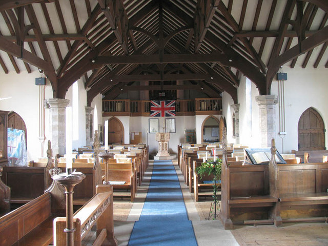 St George, Hindolveston, Norfolk - West end