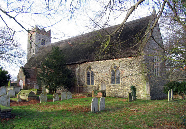 St Andrew, Stokesby, Norfolk