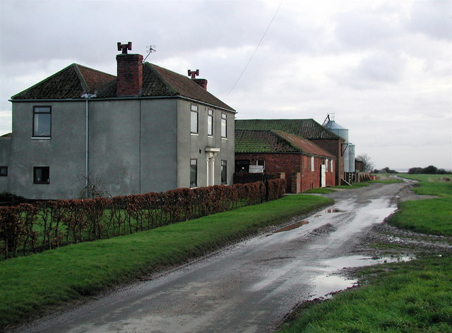 Humber Farm, Welwick
