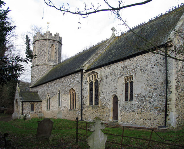 St Peter, Clippesby, Norfolk