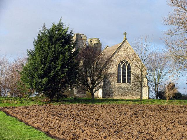 All Saints, Billockby, Norfolk
