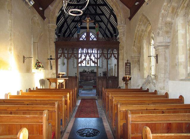 St Peter & St Paul, Mautby, Norfolk