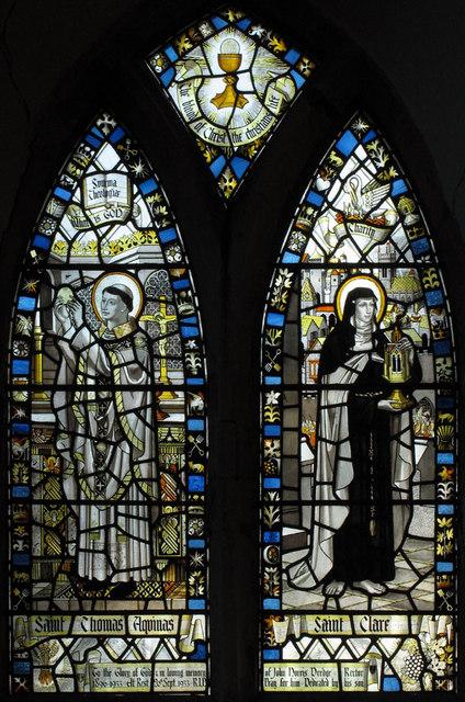 St Peter & St Paul, Mautby, Norfolk - Window