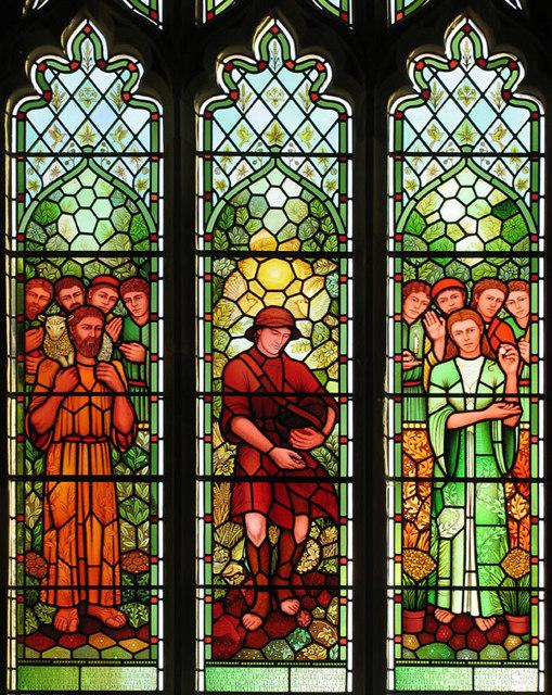 St Margaret, Ormesby S Margaret, Norfolk - Window
