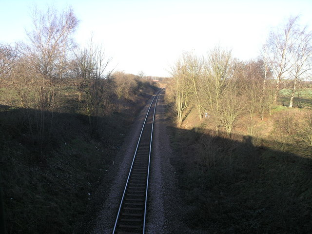 Railway to the A1
