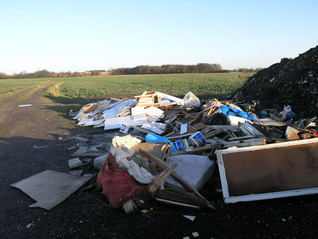 Fly-tip and Field