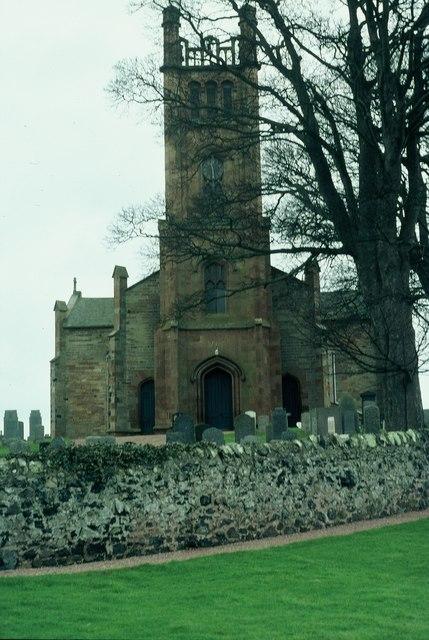 Kilconquhar Church