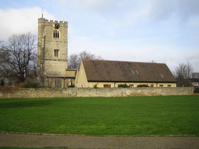 Barking: St Margaret's Church