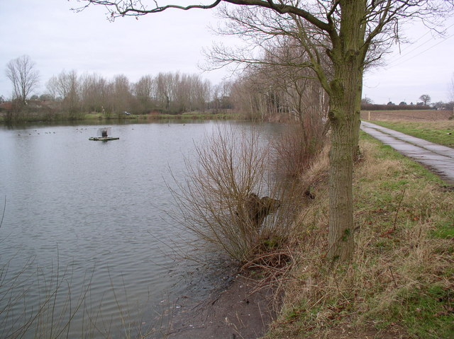 Agricultural Reservoir near Great Horkesley
