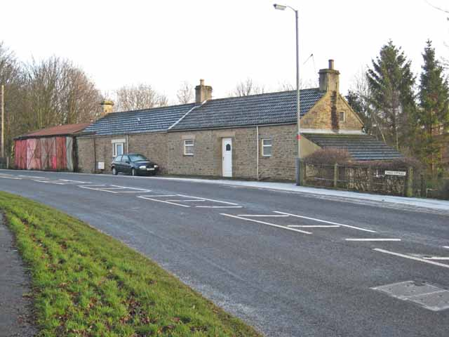Cragg Cottages, Frosterley