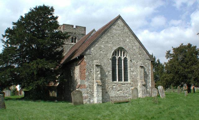St Mary, Burham, Kent
