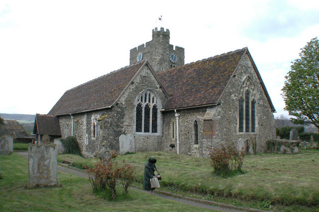 All Saints, Wouldham, Kent