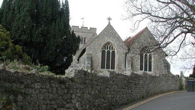 St Peter & St Paul, Aylesford, Kent