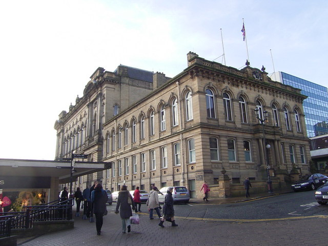 Town Hall and Concert Hall