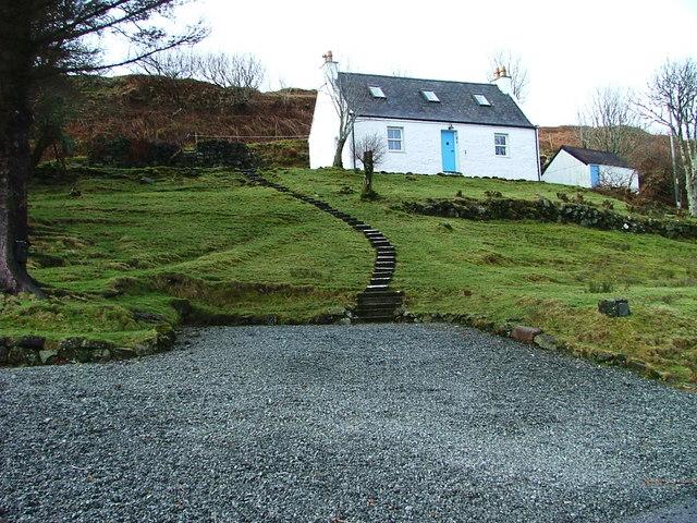 House in Balmeanach