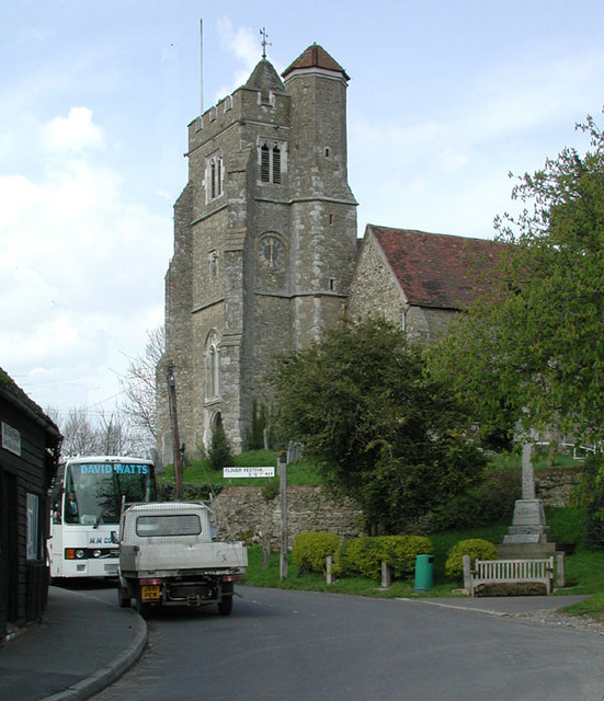 All Saints, Birling, Kent