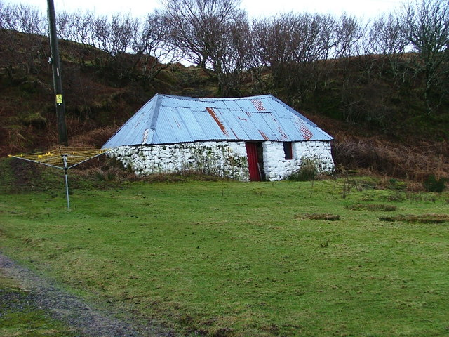 Old Croft Building