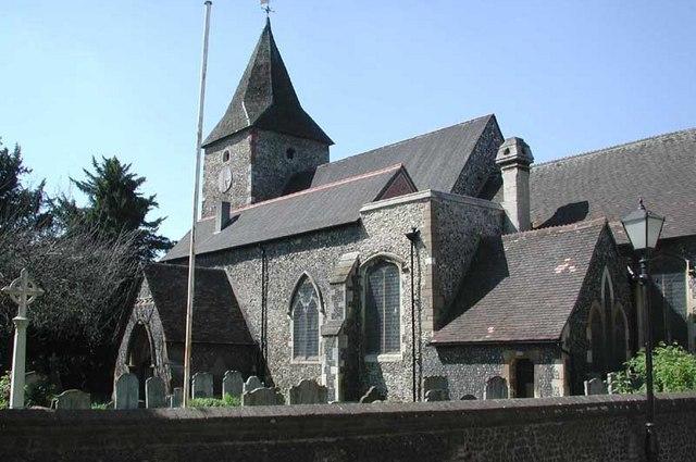St Mary, St. Mary Cray, Kent