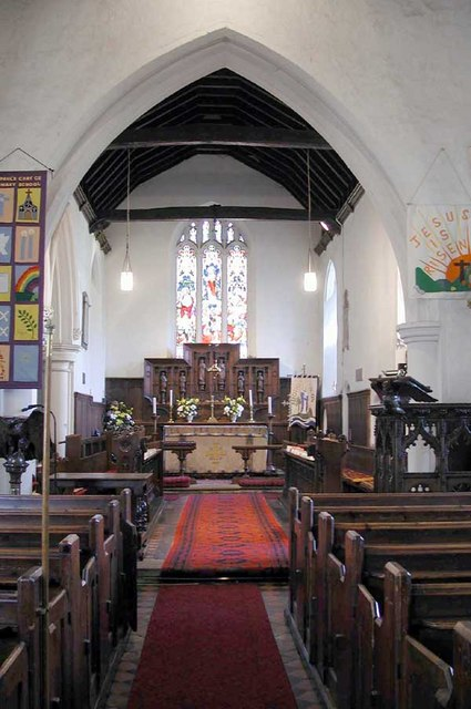 St Mary, St. Mary Cray, Kent - East end