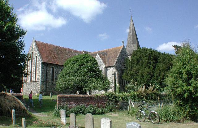 St John the Evangelist, Ickham, Kent