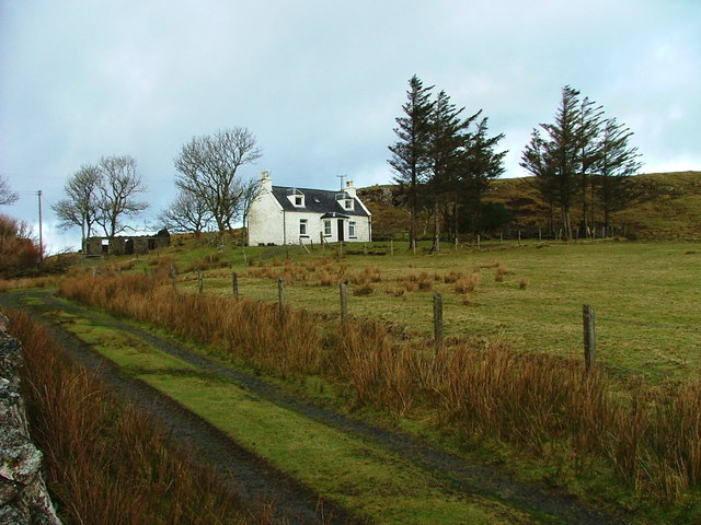 Ghillie's Cottage