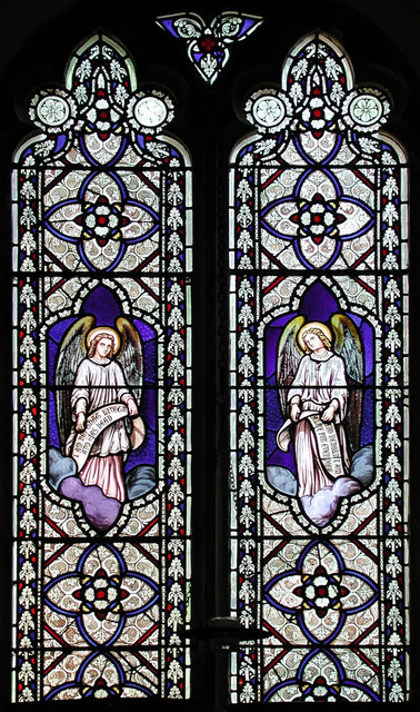 St Mary the Virgin, Eastry, Kent - Window