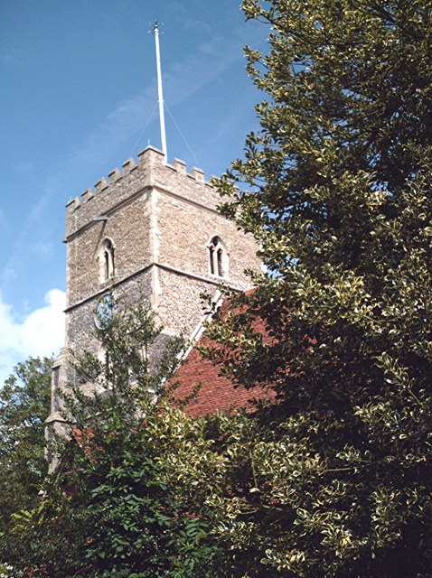 All Saints, Purleigh - Tower