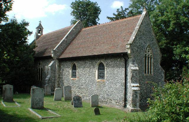 St Clement, Knowlton, Kent