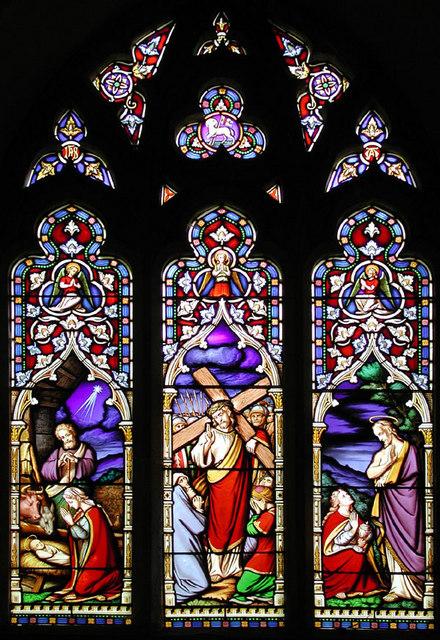 St Clement, Knowlton, Kent - Window