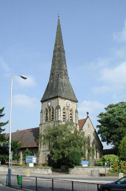 St Stephen Tonbridge, Kent