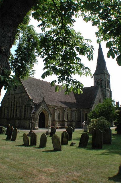 St John, Hildenborough, Kent
