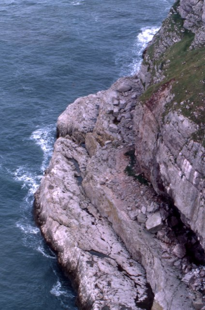 Great Orme cliffs