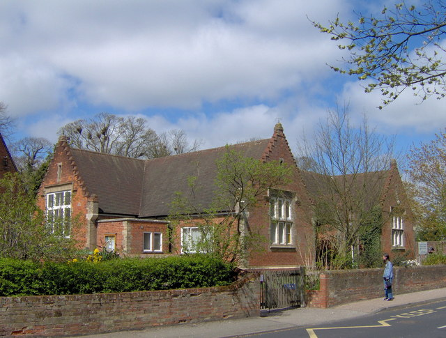 Crawford's School, Haughley