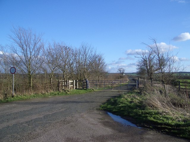 Closed Road at Tansor