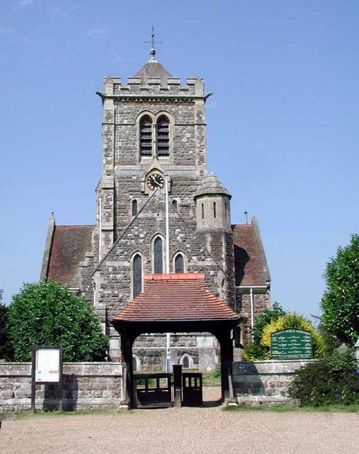 St Giles, Shipbourne, Kent