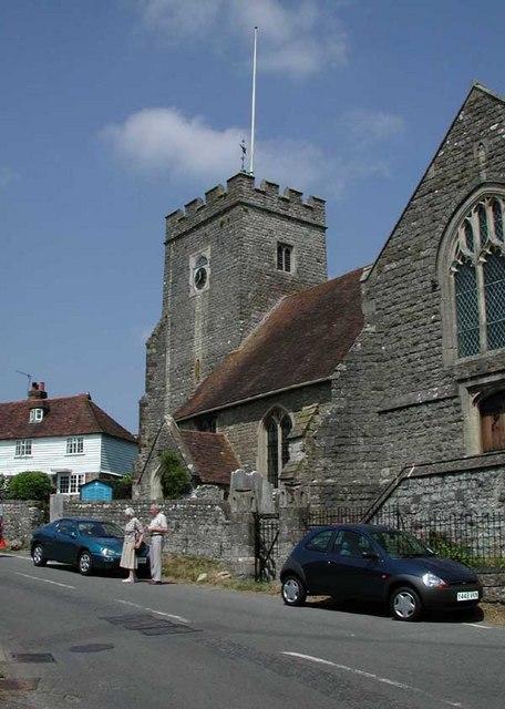 Plaxtol Church, Kent