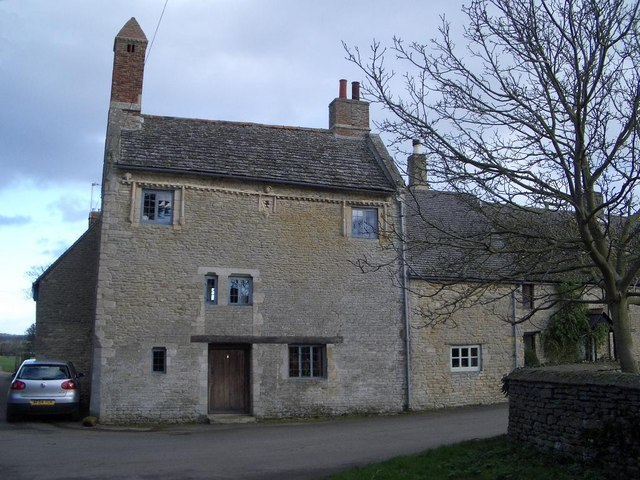 The Bede or Watch House at Pilton