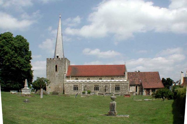 St Mary, West Malling, Kent